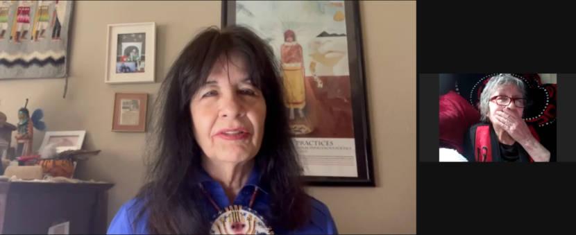 Joy Harjo, the first Native American United States Poet Laureate