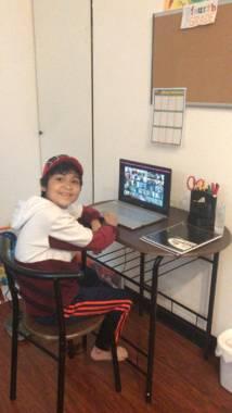 Ivan Sebastian Perez is in fourth grade at Mendenhall River Community School.