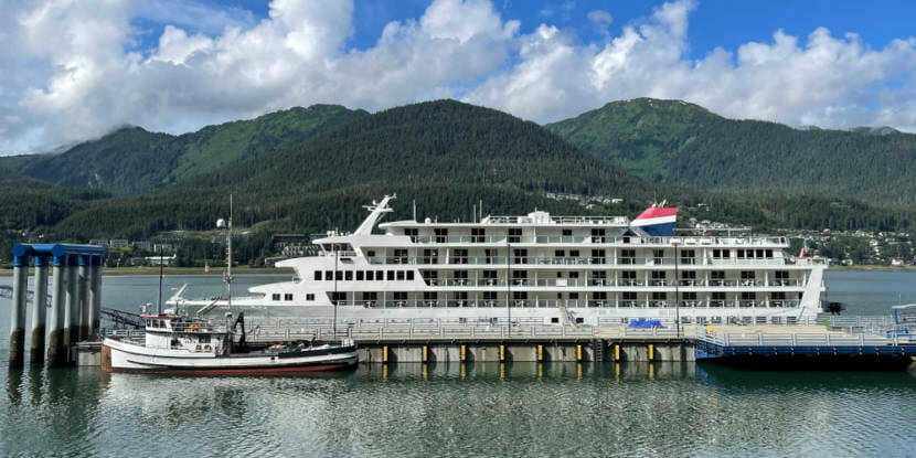 Listen: How Alaska cruise towns are handling COVID-19 arriving on ships