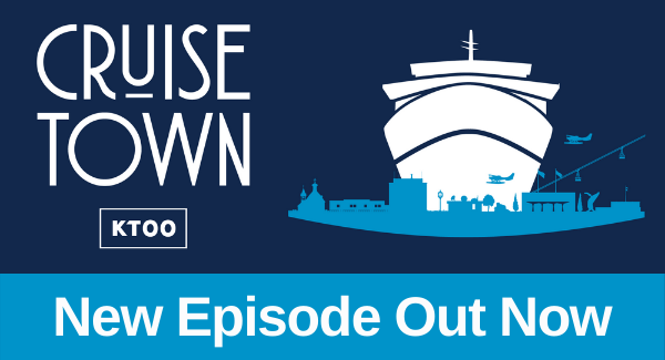Cruise Town. A podcast from KTOO. New episode out now.