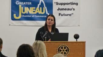 Renee Reeve of CLIA Alaska 2021 07 22