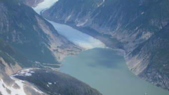 Speel Glacier