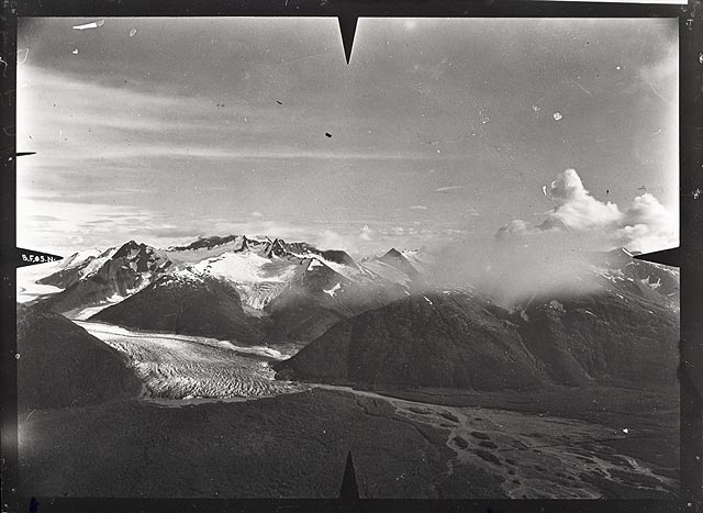 Wright Glacier
