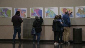 Alaska Redistricting Board open house